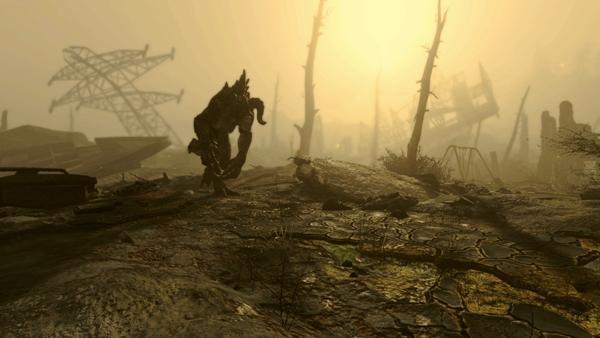 Landscape Fallout 4