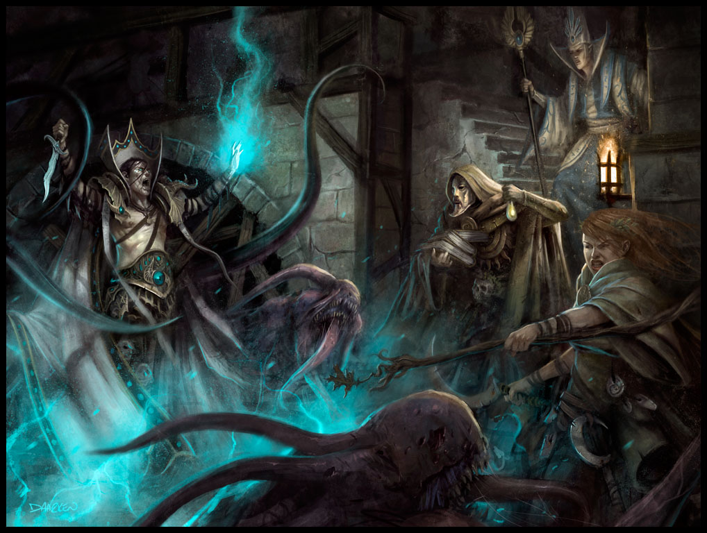 War Hammer Fantasy Art