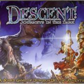 Descent: Journeys in the Dark – A comparison between editions