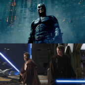 Revenge of the Sith vs. The Dark Knight