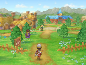 Dragon Quest Sentinels of the Starry Skies RPG