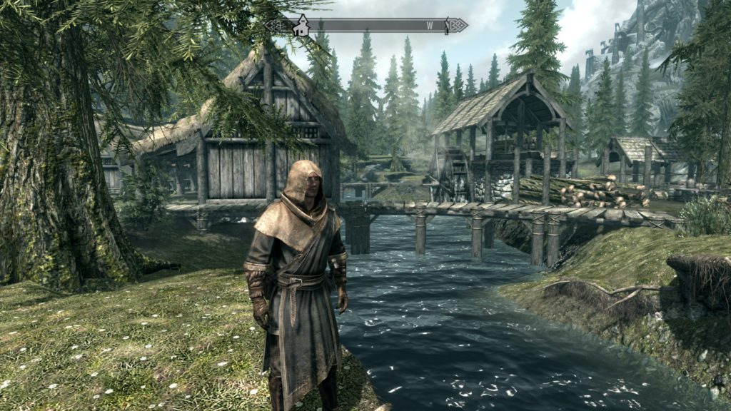 Riverwood screenshot Skyrim